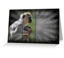 Mom's Got You! Greeting Card