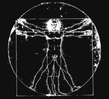 Vitruvian man by tandoor