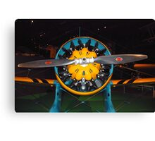 Boeing P-26A 'Peashooter' > Canvas Print