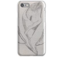 Flowers by Jasmin iPhone Case/Skin