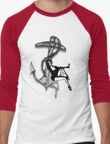 A Sailer's Delight Men's Baseball ¾ T-Shirt