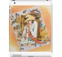 In The Library iPad Case/Skin