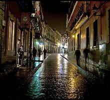 Calle Sopena by Ricardo Aguilar