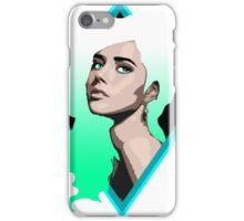 The Pretty Portrait iPhone Case/Skin