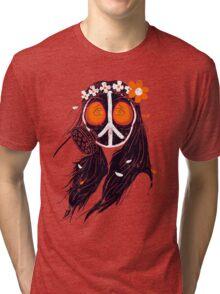 WAR & PEACE 2015 Tri-blend T-Shirt