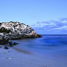The Basin,  Rottnest Island by Danielle Knight