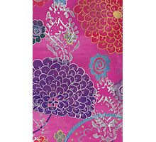Floral Detail Photographic Print
