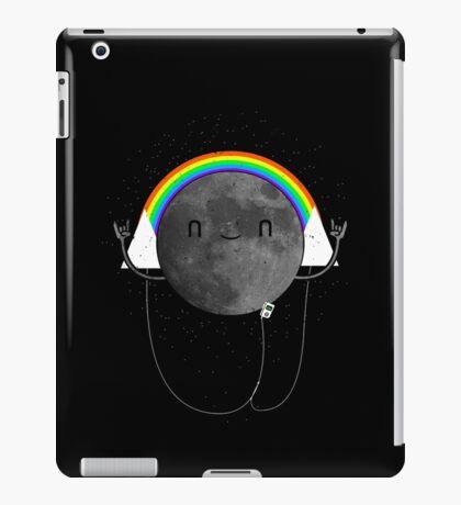 Dark Side of the Moon Parody #473827481 iPad Case/Skin