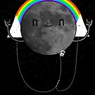Dark Side of the Moon Parody #473827481 by Elisha Hale