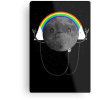 Dark Side of the Moon Parody #473827481 Metal Print