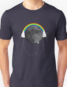 Dark Side of the Moon Parody #473827481 Unisex T-Shirt