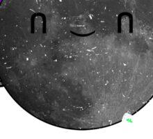 Dark Side of the Moon Parody #473827481 Sticker