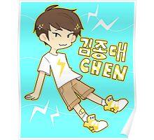 Chen - chibi Poster