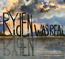 Ryden Was Real and the Scenic Landscape Knows It by marniannalee