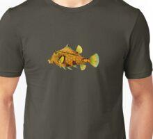 Golden fish Unisex T-Shirt