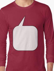 Free speech  Long Sleeve T-Shirt