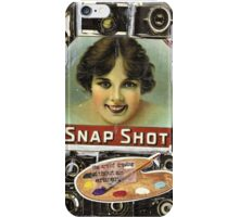 Snaphot(or The Art Of Drawing Without An Eraser) iPhone Case/Skin