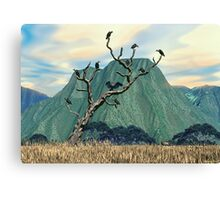 Vultures Roost Canvas Print