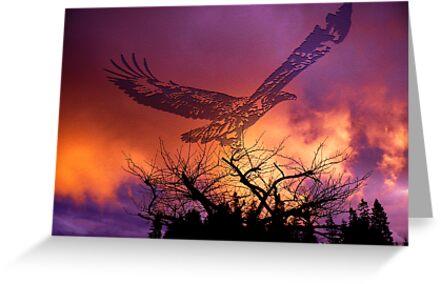 I Must Go Now~Guardian Spirit by Gail Bridger