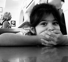 Hi Violet by Desiree Salas