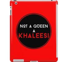 A Khaleesi iPad Case/Skin