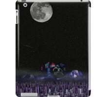 The Blue Bomber's City - Mega Man 2 iPad Case/Skin