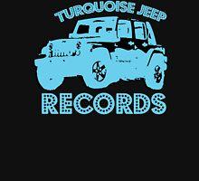 Turquoise Jeep Unisex T-Shirt