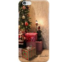 Christmas ~ It Was the Best of Times iPhone Case/Skin