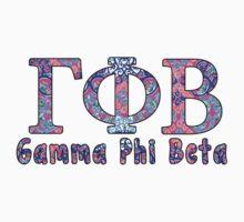 Gamma Phi Beta by Sophiarez