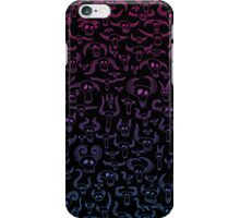 Death Party Sunset iPhone Case/Skin