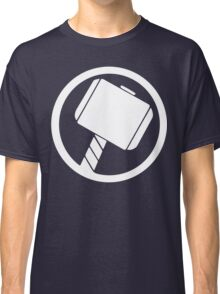Thor - The Mighty Thor's Hammer Classic T-Shirt