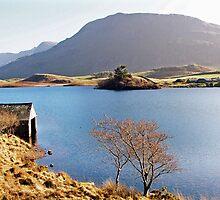 Carreg cennen lakes by ardbrand