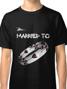 Married to DM (black) Classic T-Shirt
