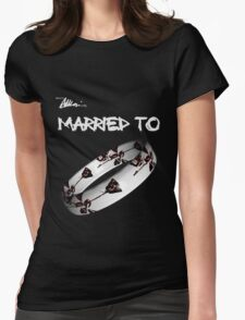 Married to DM (black) T-Shirt