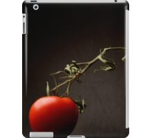 Red tomato iPad Case/Skin