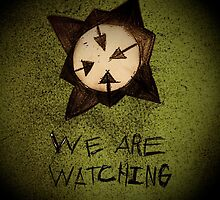 we are watching by PsychwaveGaming