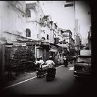 Back Lane by mynameisLINA