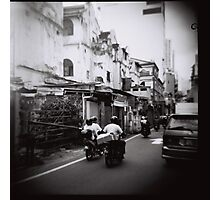 Back Lane Photographic Print
