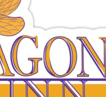 The Dragonfly Inn - Gilmore Girls Sticker
