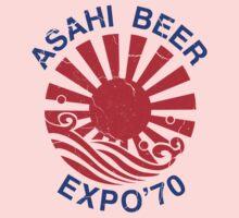 Asahi Beer Expo'70 One Piece - Short Sleeve