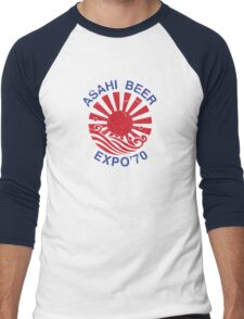Asahi Beer Expo'70 Men's Baseball ¾ T-Shirt