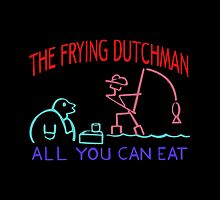 THE FRYING DUTCHMAN by greatbritton99