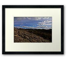 Grampians Series #6 Framed Print