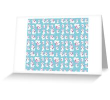 Marie, No Outline Pattern - The Aristocats Greeting Card