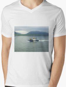 Leaving Stromness  Mens V-Neck T-Shirt