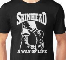 Skinhead a Way of Life Unisex T-Shirt
