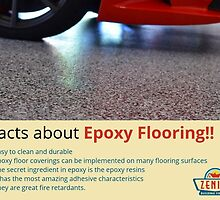 Facts about Epoxy Flooring!! by zenithgarage