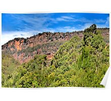 Capertee Dreaming - Capertee Valley - Blue Mountains World Heritage Area - The HDR Experience Poster