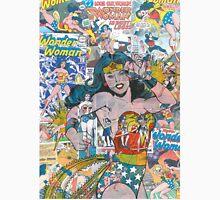 Vintage Comic Wonder Woman T-Shirt