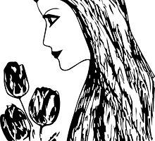 Woman by creative-soul